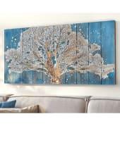 Bild Mystic Tree, Handgemalt, ca. 100x 50cm Katalogbild
