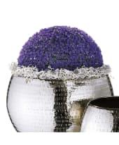Kunstpflanze Lavendel, Kunststoff Vorderansicht