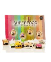Superfood Adventskalender Vorderansicht