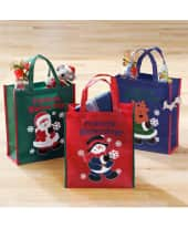 Weihnachtstaschen, 3-tlg, 3 Motive Katalogbild