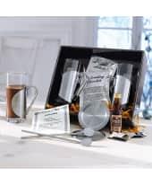 Lumumba-Set, 10-tlg., inkl. Gläser, Löffel, Schokolade & Rum Katalogbild