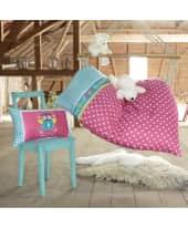 Kinderbettwäsche Kleine Eule Renforcé Katalogbild