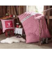 Bettwäsche Glückspilz, mit Reißverschluss, Baumwoll-Renforcé Katalogbild