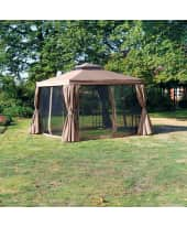 Ersatz-Dachplanen-Set für Pavillon Gala, 100% Polyester mit PU-Beschichtung Katalogbild