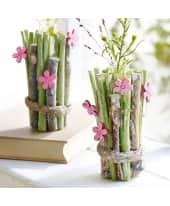 5 Mini-Vasen & 1 gratis Katalogbild