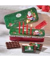 Geschenkdose Advent Advent..., inkl. Schokolade & Kerzen Katalogbild