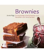 "Backbuch ""Brownies"" Vorderansicht"