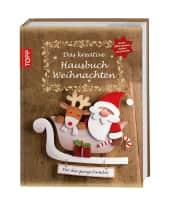 Das kreative Hausbuch Weihnachten Vorderansicht