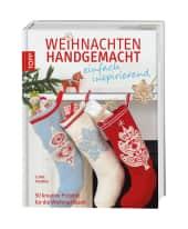 """Buch """"Weihnachten handgemacht - einfach inspirierend"""" Vorderansicht"""