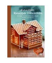 """Backbuch """"Knusper, knusper Häuschen"""" Vorderansicht"""