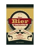 """Kochbuch """"Das Bierkochbuch"""" Vorderansicht"""