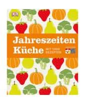 """Kochbuch """"Jahreszeitenküche"""" Vorderansicht"""