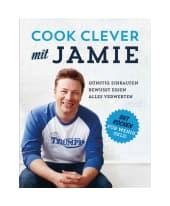 """Kochbuch """"Cook clever mit Jamie"""" Vorderansicht"""