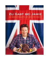 """Kochbuch """"Zu Gast bei Jamie"""" Vorderansicht"""