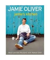 """Kochbuch """"Jamie's Kitchen"""" Vorderansicht"""