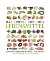 """Buch """"Das große Buch der Lebensmittel"""" Vorderansicht"""