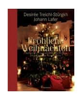 """Kochbuch """"Lafer, Fröhliche Weihnachten"""" Vorderansicht"""