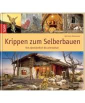 """Buch """"Krippen zum Selberbauen"""" Vorderansicht"""