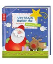 """Buch """"Alles ist zum Basteln da - Weihnachten"""" Vorderansicht"""