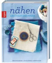 """Buch """"Nähen - Das Standardwerk"""" Vorderansicht"""