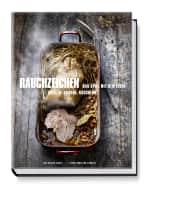 """Kochbuch """"Rauchzeichen"""" Vorderansicht"""