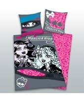 """Bettwäsche """"Monster High"""", Linon, Baumwolle Vorderansicht"""