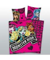 """Bettwäsche """"Monster High"""", Flanell, Baumwolle Vorderansicht"""