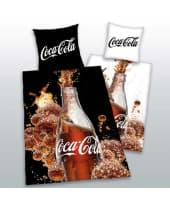 Bettwäsche Coca Cola, Linon Vorderansicht