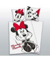 Bettwäsche Minnie Mouse, Linon Vorderansicht
