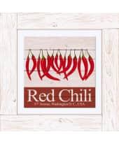 Bild Rote Chili Vorderansicht