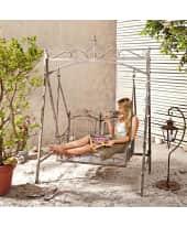Gartenschaukel Conil, 2-Sitzer, Metall Katalogbild