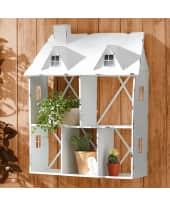 Blumenregal Haus Katalogbild