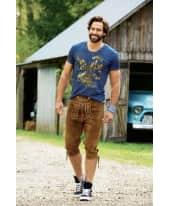 Shirt Felix, Länge ca. 68 m, gerade geschnitten, Baumwolle Katalogbild
