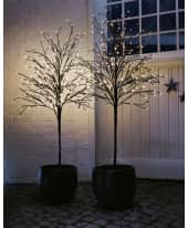 LED-Baum Trauerweide, warmweiß, outdoorgeeignet, ca. H150 cm Katalogbild