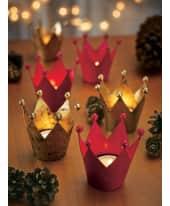 Teelichthalter Krone Katalogbild