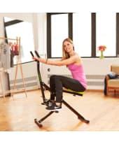 Fitnessgerät AB Booster Plus, Ganzkörpertraining, wirksame einfache Fettverbrennung Katalogbild