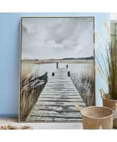 Bild Idylle, Fotodruck mit Holzrahmen Katalogbild