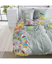 Bettwäsche Springtime, Mit Reißverschluss, 100% Baumwolle, 135 x 200 cm Katalogbild