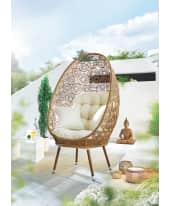 Gartensessel Cosy, Ideal zum Relaxen, Korbessel Katalogbild