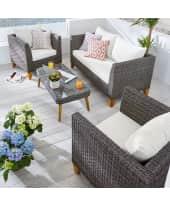 Gartenmöbel-Set 4-tlg. Arno Katalogbild