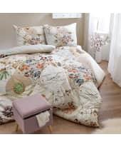 Bettwäsche Josephine, mit Reißverschluss, 100% Baumwolle Katalogbild