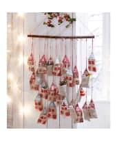 Adventskalender Weihnachtshäuser Katalogbild