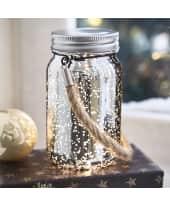 LED Deko- Glas Silver Katalogbild