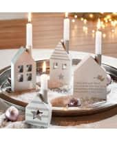 Kerzenhalter-Set, 4-tlg. Christmas Spirit Katalogbild