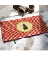 Kokos-Fußmatte Stripe, Kokosfasern Katalogbild
