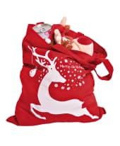 Baumwolltasche, groß Merry Christmas Katalogbild