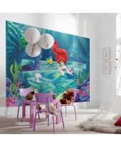 Fototapete Prinzessin unter dem Meer Katalogbild