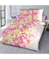 Bettwäsche Eden, mit Reißverschluss, Baumwolle Satin Katalogbild