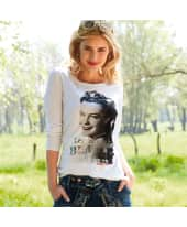 Damen-Langarmshirt Beautiful Katalogbild