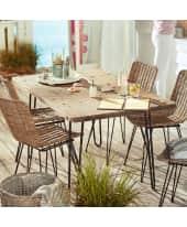 Outdoor-Tisch Juist Katalogbild